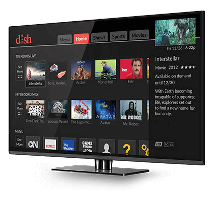 Watch Movies On Demand with The Hopper - Freeland, WA - Whidbey Telecom - DISH Authorized Retailer