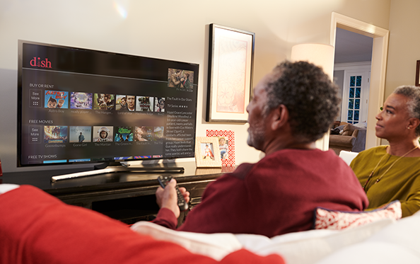 Customers 55+ Receive their first On Demand Movie Rental FREE Each Month from Whidbey Telecom in Freeland, WA
