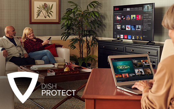 Get DISH Protect from Whidbey Telecom in Freeland, WA