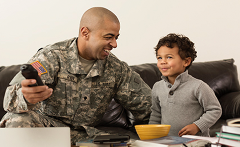 Veterans Offer from Whidbey Telecom in Freeland, WA - A DISH Authorized Retailer