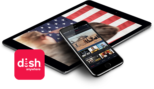 DISH Anywhere from Whidbey Telecom in Freeland, WA - A DISH Authorized Retailer